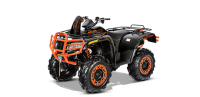 Квадроцикл Arctic Cat MUDPRO 700 LIMITED EPS