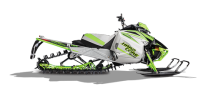 Снегоход Arctic Cat M 8000 153`HARDCORE EVO 2018