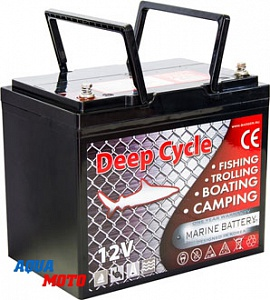 Аккумулятор Marine Deep  Cycle GEL 12V 75Ah(10hr)