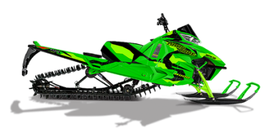 Снегоход Arctic Cat M 8000 153`HARDCORE MC 2018