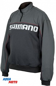 Свитер Shimano HFG HALF ZIP SWEAT 02 XL