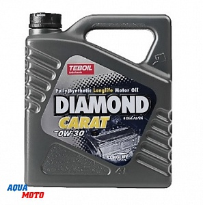 Масло Teboil Diamond Сarat SAE 0W-30 4л