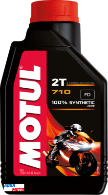 Масло MOTUL 710 AS 2T 4л