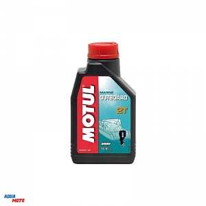 Масло MOTUL Outboard  2T 1л new